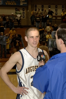 Jordan Delp, 2007 All Conference Selection