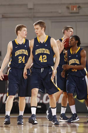 2012-13 MEN'S BASKETBALL REVIEW | Augustana College