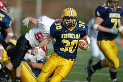 Kyle Zick, 2003 All Conference RB