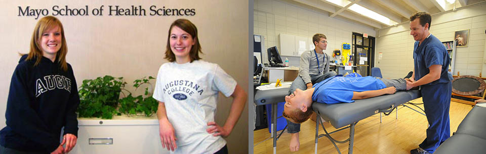 pre physical therapy augustana college