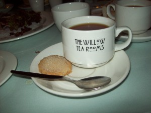 The Willow Tea Rooms in Glasgow