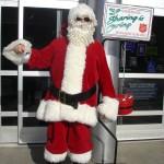 Santa Bell Ringing edit