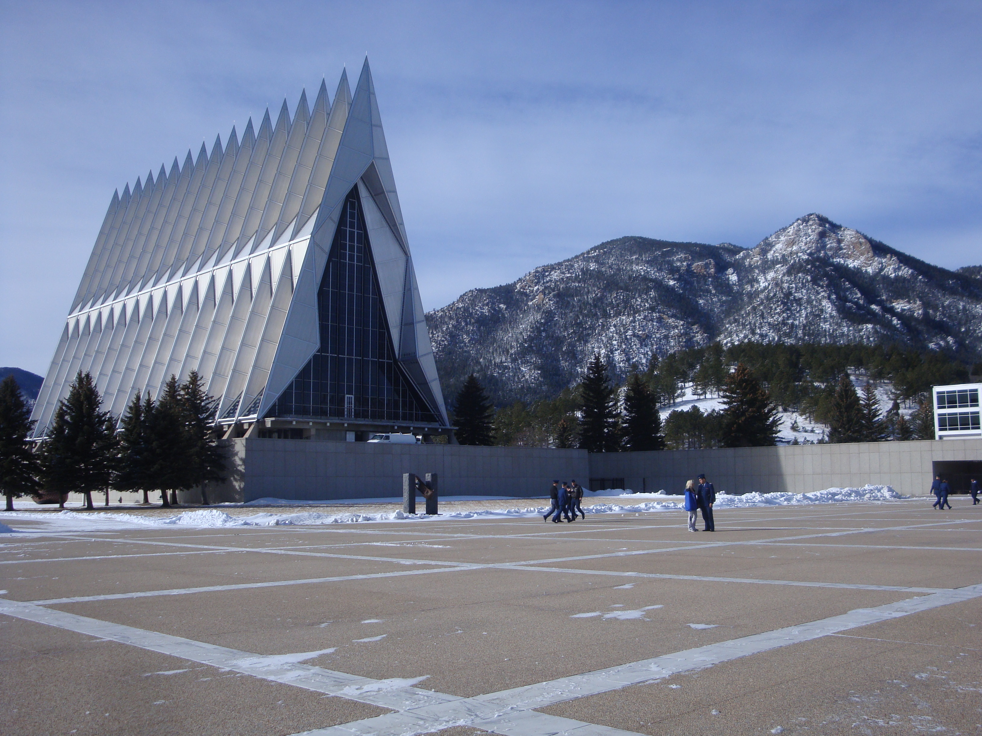 AugieBlog » U.S. Air Force Academy Conference