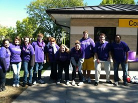On September 23rd, Augie MOD held its first annual March for Babies, raising over $1300!