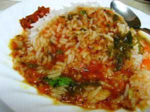 rasam-rice