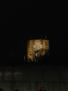 Touchdown Jesus-University of Notre Dame