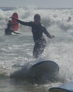 Tomi Nauman Surfing!