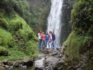 Perguche Waterfall