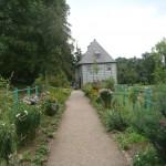 Goethe's garden house, where the original Erlkönig is!