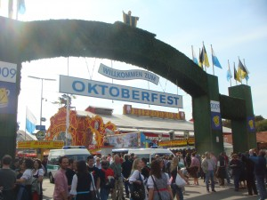 Welcome to Oktoberfest!