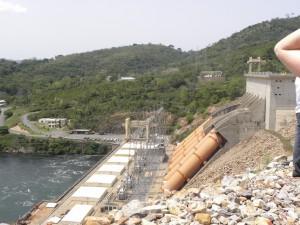 The Akosambo Dam