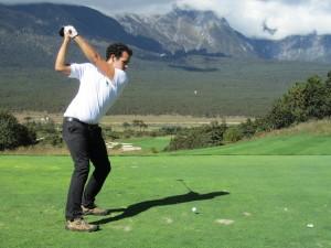 Jade Dragon Snow Mountain Golf Course