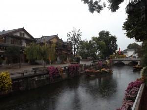 Li Jiang, old town