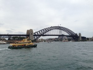 First Day in Sydney!