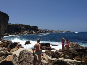 Amazing rocks to climb on and potentially die if your stupid on.. welcome to carefree Australia