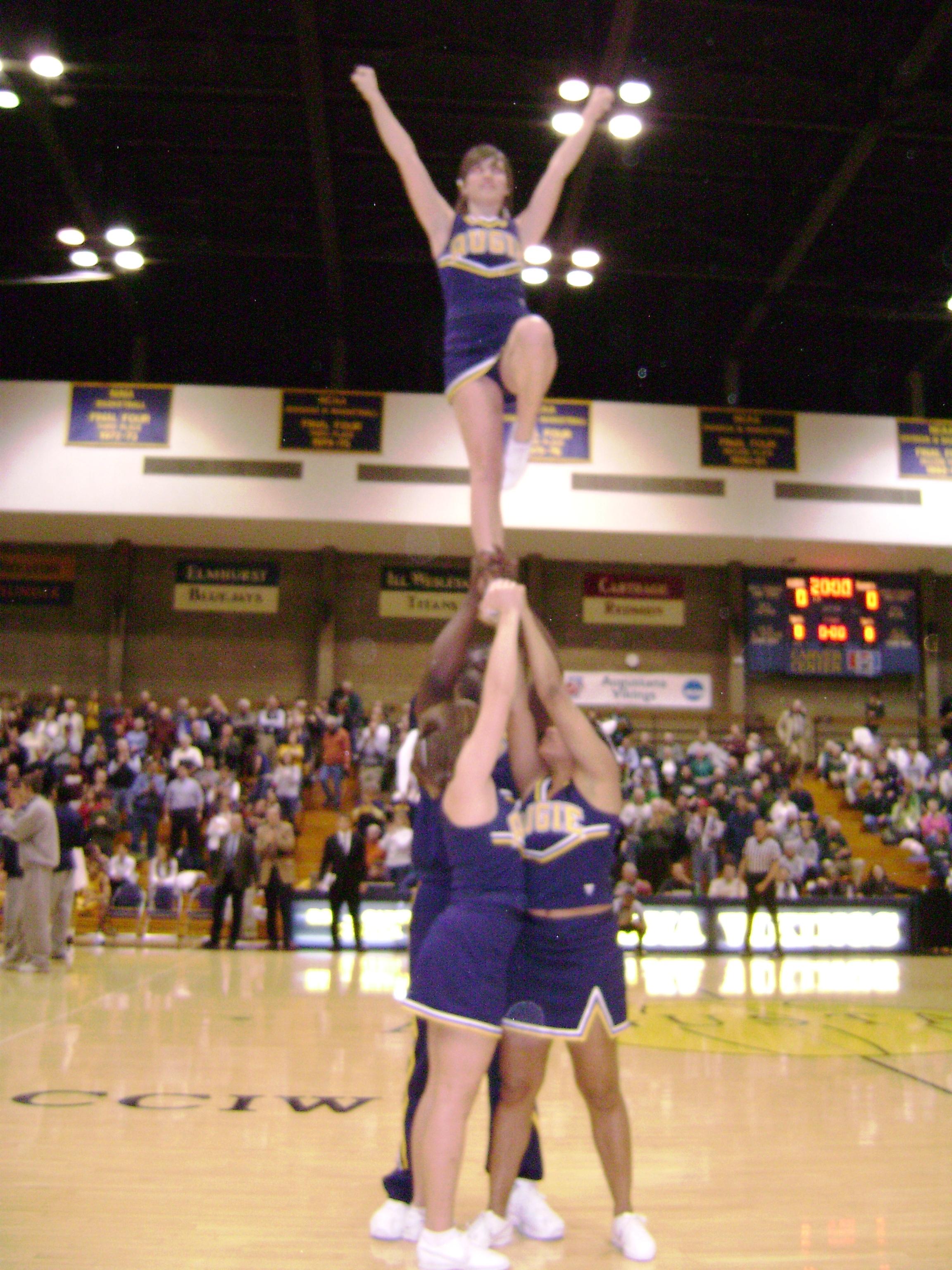 Augustana Cheerleading